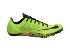 Roberts sprint spikes for this new season??? Possibly!!!  Nike Zoom Superfly R4 Unisex Track Spike - $120.00