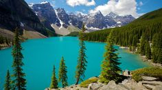 Showing item 8 of 20. Lake Minnewanka - Banff National Park - Tourism Media