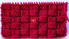 Sepet Örgü Modeli Yapımı Videolu Anlatım – Sepet Örneği Nasıl Örülür