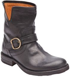 fiorentini & baker black eli low boot