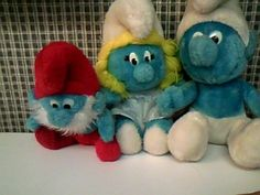 80s toys | Smurfs 80s Toys! | 80s faves