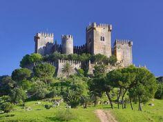 Замок Альмодовар, Испания (Хайгарден)