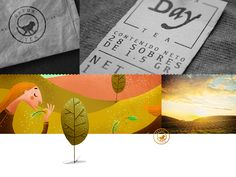 TITEA Detox Tea on Packaging of the World - Creative Package Design Gallery