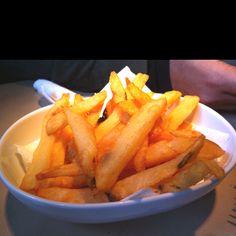 Patates fregides de veritat