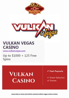 Best VULKAN VEGAS CASINO Android/iPhone Apps