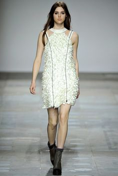 Topshop Unique   Fall 2012 Ready-to-Wear Collection   Vogue Runway