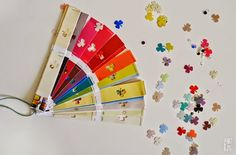 Colours in nature - Activity for kids