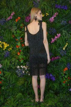 AMBAR STUDIO 2019 Daisy Black Dress