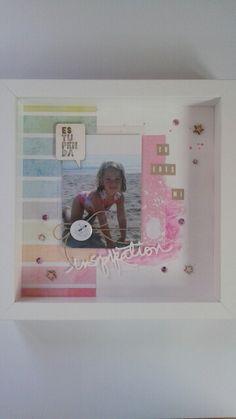 Mini LO con marco: Tú eres mi inspiración