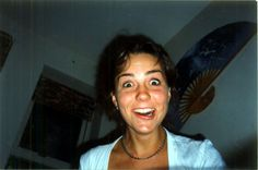 """Guess who this is?   It's Kate Middleton in college. It reminds me a little of """"overly attached girlfriend"""" meme."""