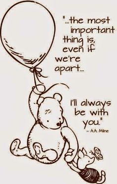 Die 30 schönsten Zitate von Winnie the Pooh | kunterbuntich