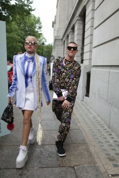 They Are Wearing: London Men's Fashion Week Spring 2014 - Slideshow