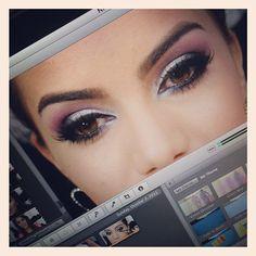 Camila Figueiredo Coelho makeup