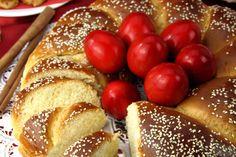 Homemade Tsoureki Recipe for Pascha — Greek City Times