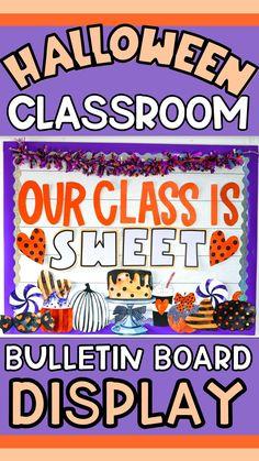 Reading Bulletin Boards, Preschool Bulletin Boards, Bulletin Board Display, High School Classroom, Kindergarten Classroom, Fall Classroom Decorations, Art Classroom Management, 5th Grade Ela, Teaching Materials