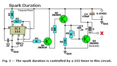 Electric Fence Energizer Circuit Diagram,Integrated System