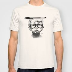 My t-shirts...