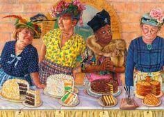 ARTIST:  SUSAN BRABEAU (108 pieces)