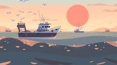 """Consultare la pagina di questo progetto @Behance: """"HPE - Fishing"""" https://www.behance.net/gallery/43998971/HPE-Fishing"""