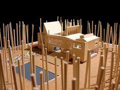 Sagaponac House / Stan Allen Architect