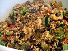Mexican-Spiced Vegan Tofu Scramble: http://onegr.pl/1jh3AOq