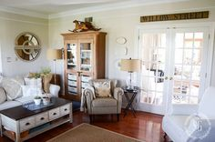 SPRING HOME TOUR HOSTED BY COUNTRY LIVING MAGAZINE - StoneGable