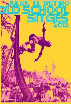 Dos exposiciones sobre el skateboarding en Sitges.