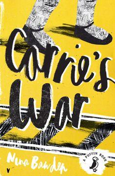2015 winner (Children's) - Lucie Williams - Nina Bawden's Carrie's War