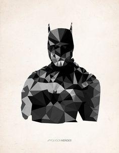 Polygon Batman! ;)