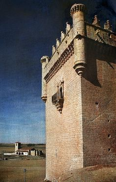 Castillo de Belmonte de Campos, Palencia, Spain