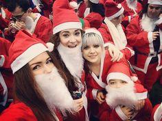 Santa selfie time!