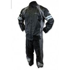 Rockhard 2 Piece Motorcycle Rain Suit