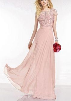 b55d3cbc77e3 10 Best dusky pink bridesmaid dresses images | Bridesmaids, Wedding ...