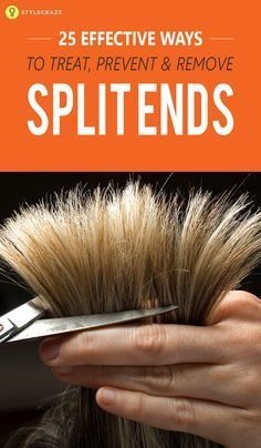 Struggling with split ends? #Splitends preventing you from keeping long hair? Try out these treating, preventing and removing split ends.