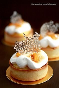 Immensely chic, deeply delicious Tarte au Citron. #lemon #meringue #tart #dessert #French #pastry #baking #food #fancy