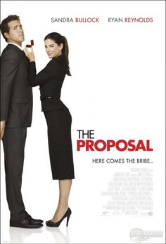 The Proposal - I like them both but it was just ok. Just made me wish I could meet Ryan Renolds lol