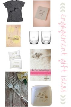 Engagement Gift Idea For Best Friends Gifts The Bride