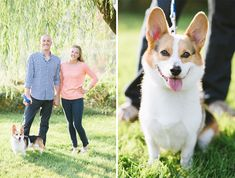 Tips for Taking Pictures With Your Dog at an Engagement Session or Wedding