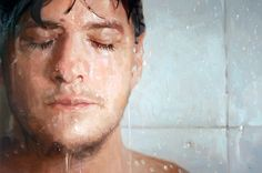 You know you're a talented artist when your paintings are mistaken for photographs. Such is the work of masterful, photo-realistic painter Alyssa Monks. Paul Cadden, Eric Zener, Hyper Realistic Paintings, Realistic Drawings, Awesome Paintings, Gottfried Helnwein, Branding, Photorealism, Figurative Art
