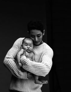Lee Soo Hyuk for Letters of Angels Adoption Campaign