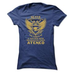 Graduated From ATENEO