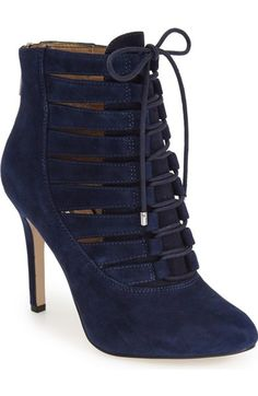 Womens Boots GUESS Declan Black Suede