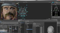 Using FaceShift Facial Motion Capture Animation Data in Autodesk MotionB...