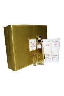 5th Ave Gift Set 4Pcs.[ 2.5 oz. Eau De Parfum Spray+ 3.3 Oz Body Lotion + 3.3 oz. Gel+ .12 oz. Edp Miniature Splash] Women by Elizabeth Arden by 5th Ave.. $54.99. 5th Ave Gift Set by Elizabeth Arden. Brand New Real 5th Ave by Elizabeth Arden Gift Set (2.5 Oz EDP + 3.3 Oz Body Lotion + 3.3 Shower Gel + .12 Oz Mini) for WOMEN
