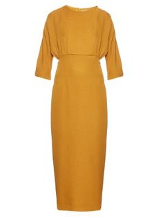 JoJo silk-jacquard dress | Emilia Wickstead | MATCHESFASHION.COM US