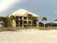 *CANCELLATION* 20%OFF 8/2-8/9 Gulf front condo-Best location on the beachVacation Rental in Thomas Drive Area from @homeaway! #vacation #rental #travel #homeaway