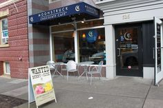 Easter at the Moonstruck Chocolate Cafe - NW 23rd Ave location