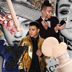 Seguimos con el #countdown de #ELLEbestfashionmoments y el #07 es para las marcas de belleza @maybelline y @covergirl_mx que por primera vez tuvieron entre sus filas a embajadores masculinos: @mannymua733 y @jamescharles respectivamente. via ELLE MEXICO MAGAZINE OFFICIAL INSTAGRAM - Fashion Campaigns  Haute Couture  Advertising  Editorial Photography  Magazine Cover Designs  Supermodels  Runway Models