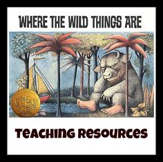 """We have compiled a great collection of resources and ideas for when you are exploring """"Where the Wild Things Are"""" by Maurice Sendak"""