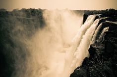 Devils Pool, Victoria Falls, Zimbabwe